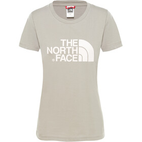 The North Face Easy SS Tee Women silt grey